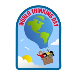 World Thinking Day (Hot Air Balloon)