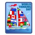 World Thinking Day (Sailboat)