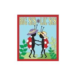 Big Sis / Lil' Sis fun patch