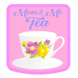 Mom & Me Tea fun patch