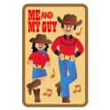 Me and My Guy (Line Dancing) fun patch