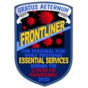 Frontliner - Essential Services