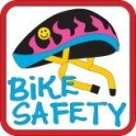 Bike Safety fun patch