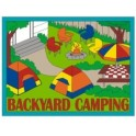 Backyard Camping fun patch