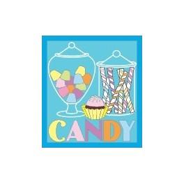 Candy fun patch