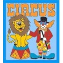 Circus (Lion) fun patch